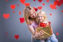 San Valentino Fotografie Stock