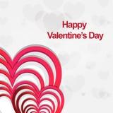 San Valentino felice Immagine Stock