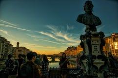 San Valentino in Florence stock afbeeldingen