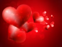 San Valentino o nozze. + EPS10 Immagini Stock Libere da Diritti