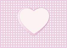 San Valentino, partecipazione di nozze, invito Immagini Stock