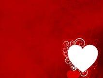 San-Valentinsgrußinnerhintergrund Stockfotografie