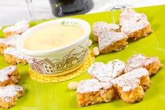 San Valetin cookies Stock Photo