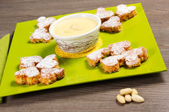 San Valetin cookies Stock Image