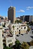 San van de binnenstad Antonio Royalty-vrije Stock Foto