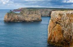 San Vicente cliffs Royalty Free Stock Photo