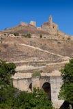 San Vicente de la Sonsierra Royalty Free Stock Images