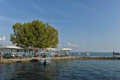 San Vigilio Lake Garda Stock Image