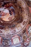San Vitale Dome Royalty Free Stock Image