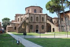 San Vitale Royalty Free Stock Images