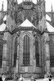 San Vito Cathedral, Praga, repubblica Ceca Fotografia Stock Libera da Diritti