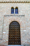 San Vito - Historic church Royalty Free Stock Photos