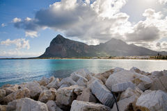 San Vito Lo Capo, Sicily Royalty Free Stock Photos