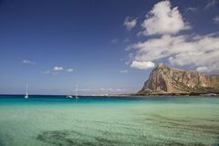 San Vito lo Capo, Sicily zdjęcie stock