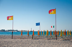 San Vito Lo Capo on Sicily Royalty Free Stock Image