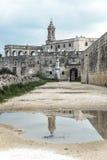 San Vitos Abtei, Puglia Lizenzfreie Stockfotos