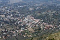 San Vittore Del Lazio Fotografia Stock