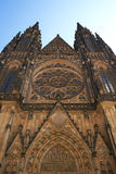 San Vitus Cathedral Fotografia Stock