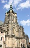 San Vitus Cathedral di Praga Fotografie Stock Libere da Diritti