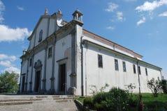 San Vitus Parish Church in Gracisce Fotografie Stock
