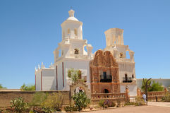 San Xavier del Bac Royalty Free Stock Photography