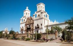 San Xavier del Bac Royalty Free Stock Image