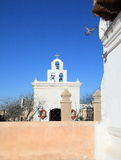San Xavier Del Bac Misja, Tucson Zdjęcie Stock