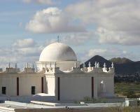 San Xavier del Bac Mission. Near Tucson, Arizona Royalty Free Stock Photos