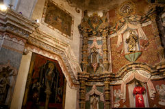 San Xavier del Bac mission church Stock Photography