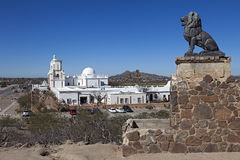 San Xavier del Bac Mission Royalty Free Stock Images