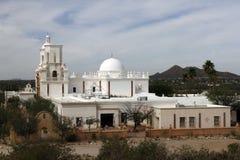 San Xavier del Bac Mission Stock Image