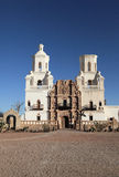 San Xavier del Bac Mission, Tucson Stock Image