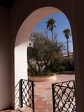 San Xavier del Bac the Spanish Catholic Mission Tucson Arizona Royalty Free Stock Images