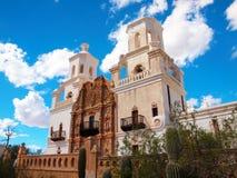 San Xavier del CCB Missão Imagens de Stock