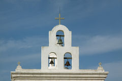San Xavier Mission Bells Stock Photo