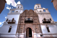 San Xavier Misson Photos stock