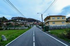 SAN Xoan στη νότια Γαλικία - την Ισπανία Στοκ φωτογραφίες με δικαίωμα ελεύθερης χρήσης