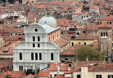 San Zaccaria Royalty Free Stock Photo