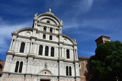 San Zaccaria in Venice Royalty Free Stock Images