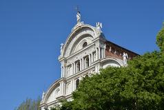 San Zaccaria in Venice Royalty Free Stock Photos