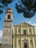 San Zeno di Montagna Foto de archivo libre de regalías