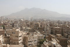 Sana'a royalty free stock images