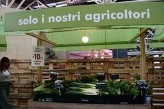 Sana 2017 - Bologna Italia Immagine Stock Libera da Diritti