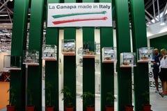 Sana 2017 - Bologna Italia Fotografia Stock Libera da Diritti