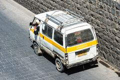 Sana'a, Iémen fotos de stock royalty free