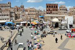 Sanaa Stock Photo