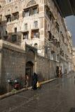 Sanaa, Iémen Imagem de Stock