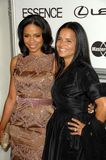 Sanaa Lathan, Victoria Rowell Stock Photography