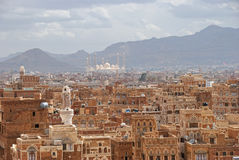 Free Sanaa.The Old City Royalty Free Stock Image - 14047606