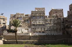 Sanaa Yemen Immagini Stock